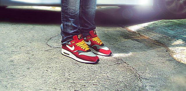 Nike Air Max 1 Urawa Reds Dragon | My sneakers, my Life