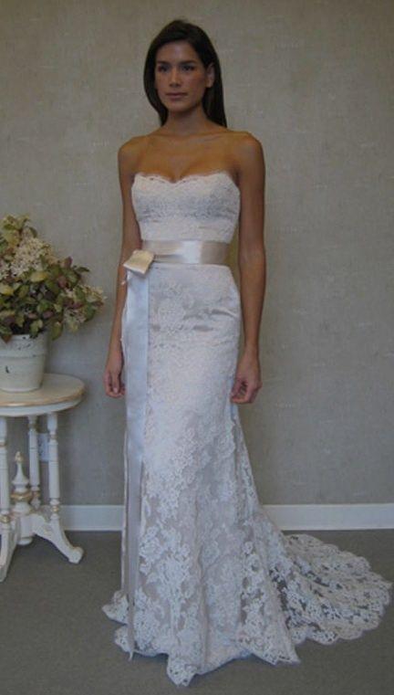 Beach Vow Renewals Second Wedding Dresses