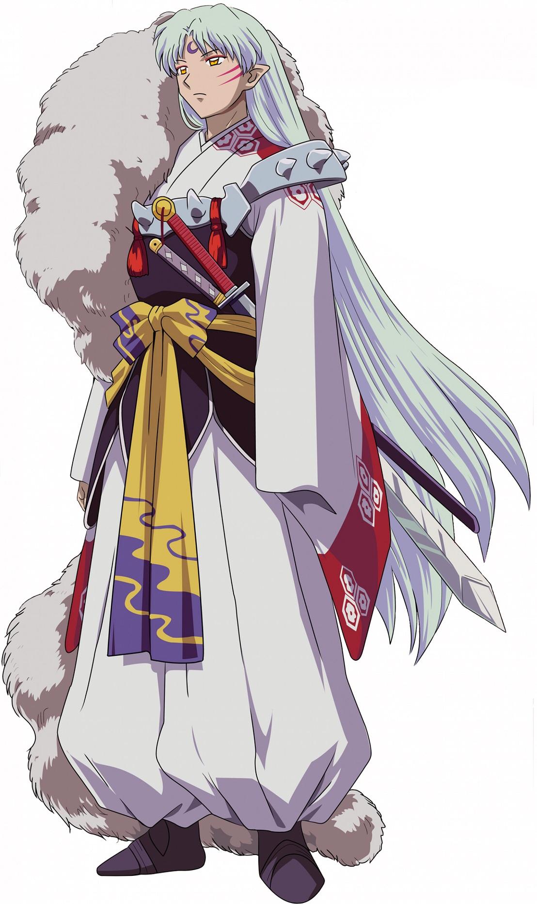 Sesshomaru from Inuyasha Anime männer, Anime junge