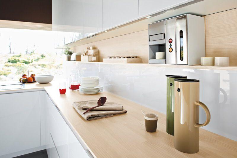 CUCINA COMPONIBILE ORANGE BY SNAIDERO | cocina | Pinterest ...