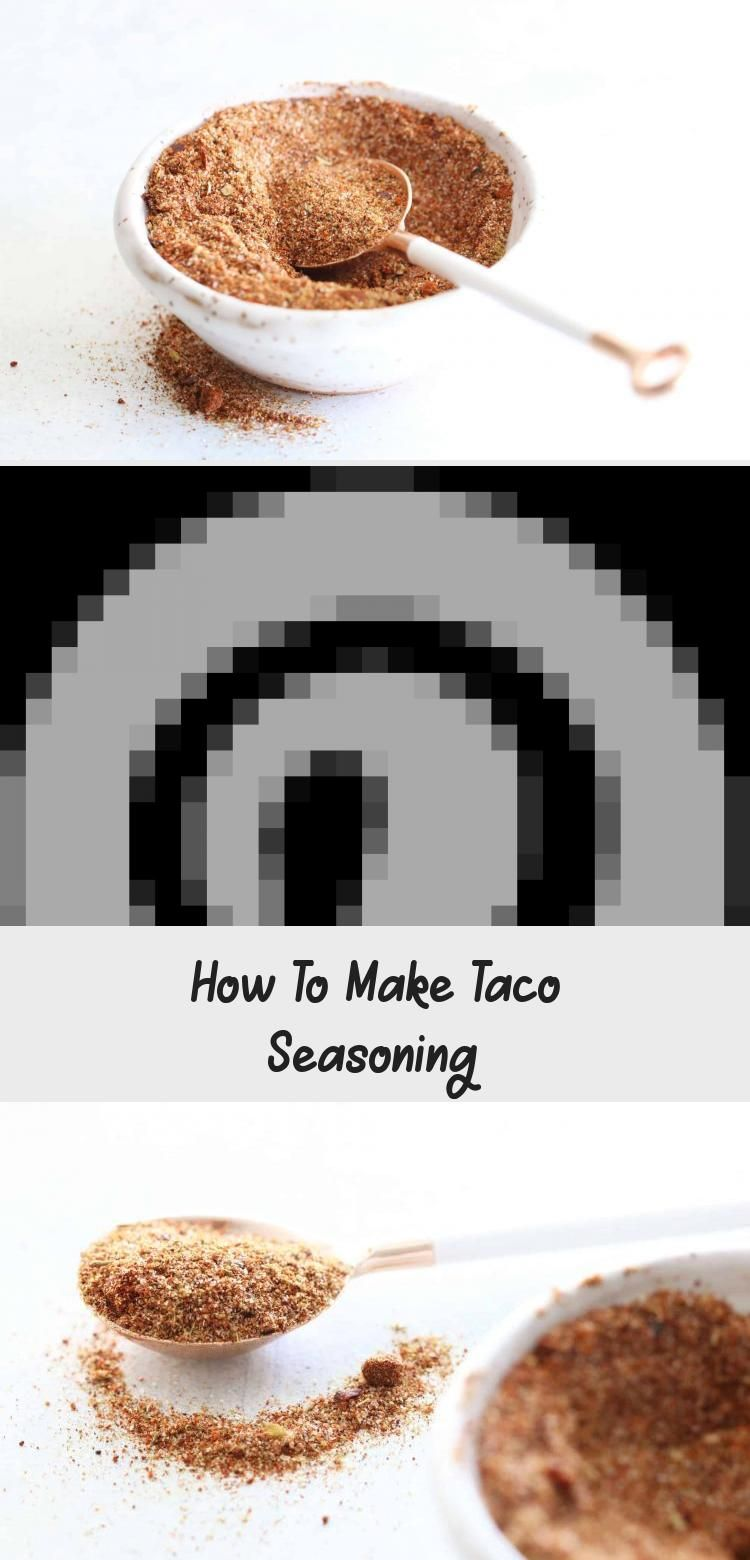 Ditch store bought taco seasoning packets and make your own! Enjoy this super fun and easy DIY homemade taco seasoning recipe! thetoastedpinenut.com #taco #tacoseasoning #healthy #diy #homemade #recipe #SouthernRecipe #SaladRecipe #BreakfastRecipe #FoodRecipe #ChristmasRecipe #tacoseasoningpacket