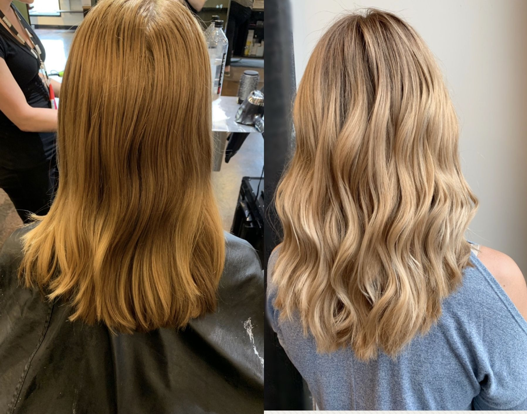 Before And After Box Dye To Beautiful Blonde Hair With Images
