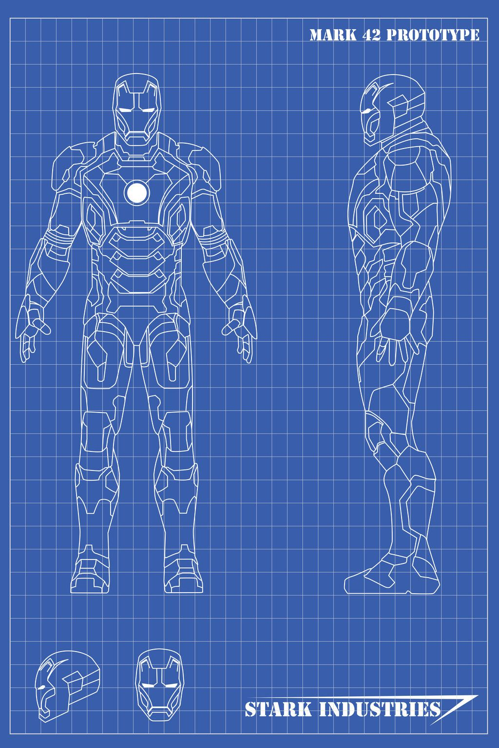 iron man blueprints mk42 by nickgonzales7 deviantart com on rh pinterest com Iron Man Diagram iron man schematics wallpaper