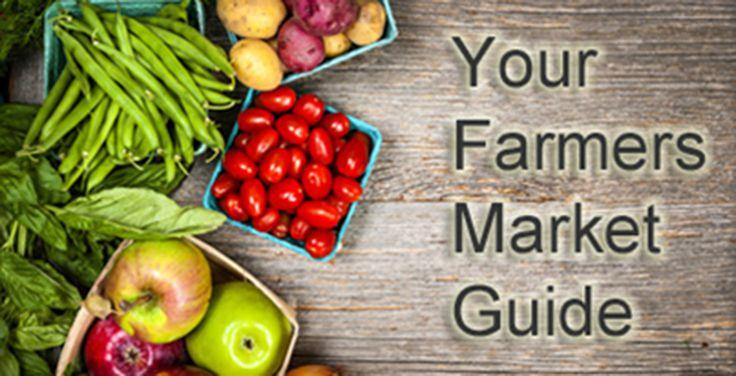 Farmers Market Guide | Sacramento, CA | Sutter Health | Organic recipes, Baby food recipes ...