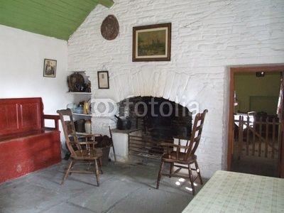 Cottage Interiors On Scenic Old Irish Interior Banner 2774588 See Portfolio