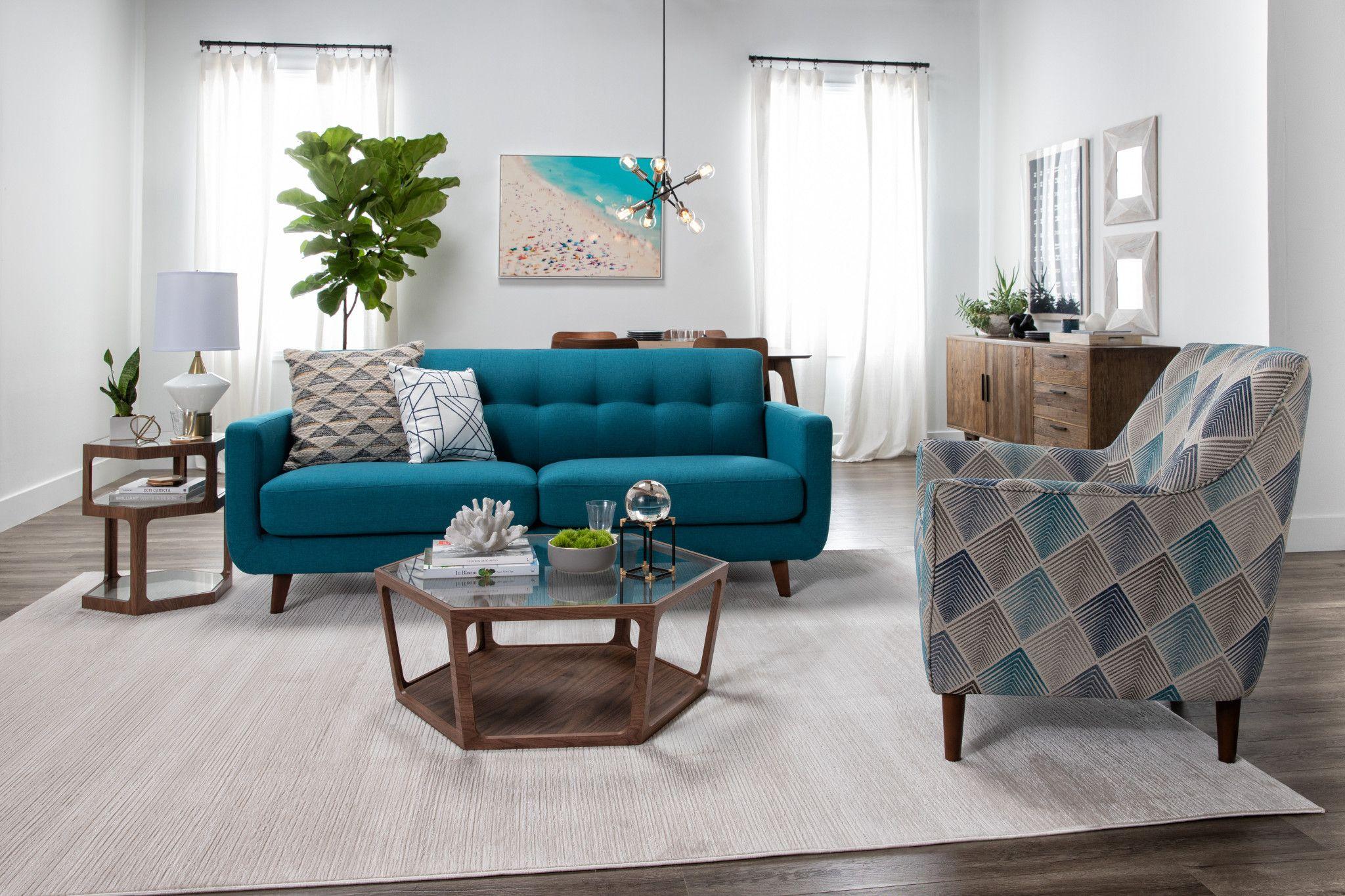 Allie Jade Sofa Turquoise Living Room Decor Living Room Designs Living Room Turquoise
