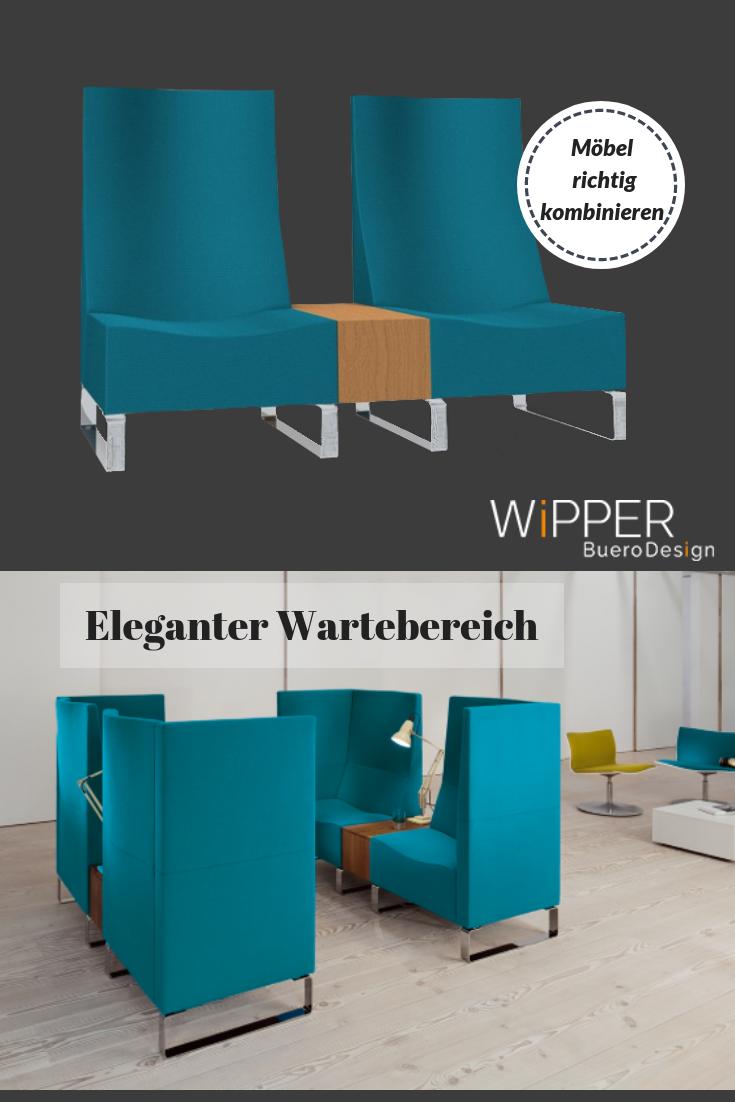 eleganter wartebereich | empfangsbereiche, büro-design, büro
