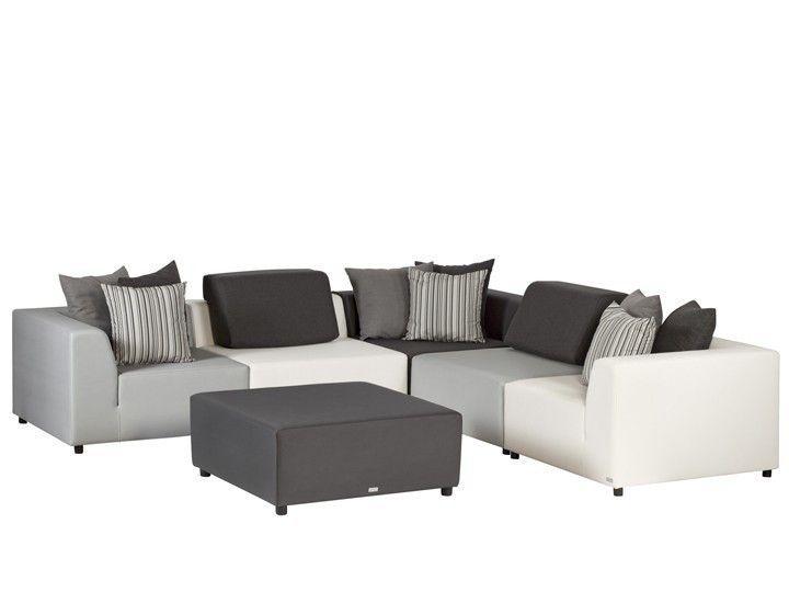 BELLO Lounge für den Garten aus Silvertex #garten #gartenmöbel - lounge gartenmobel gunstig