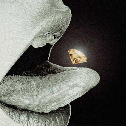 gold diamond.