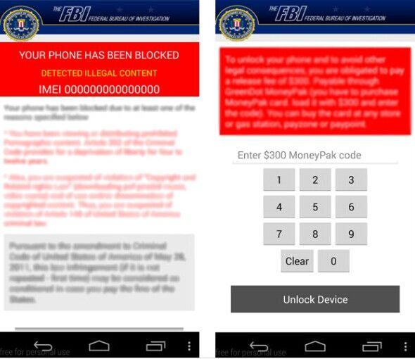 FBI Virus Scam Locked My Tablet - How to Unlock? - YooMobile