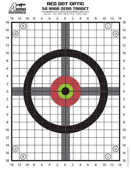 Pro Red Sight Dot Aimpoint