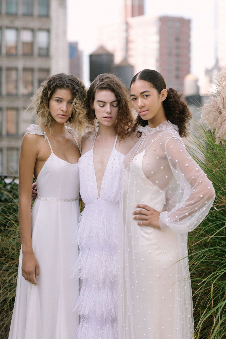 Wedding dresses the magic hour collection by alexandra grecco
