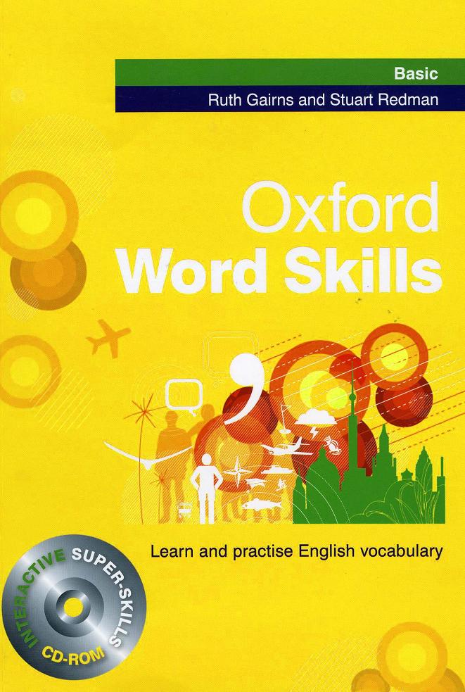Oxford Word Skills Basic English Ebook Word Skills Phonics Books Skills