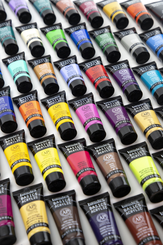 Colors (With images) Liquitex, Liquitex acrylic paint