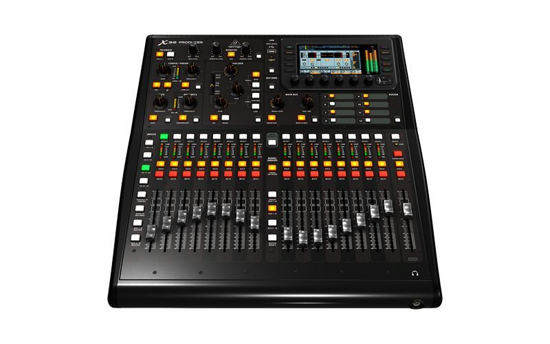 digital mixer x32 producer home recording studio ideas recording studio home recording. Black Bedroom Furniture Sets. Home Design Ideas