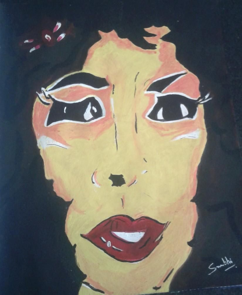 this life.. - Painting by Surbhi Vishwakarma in surbhi at touchtalent 66060