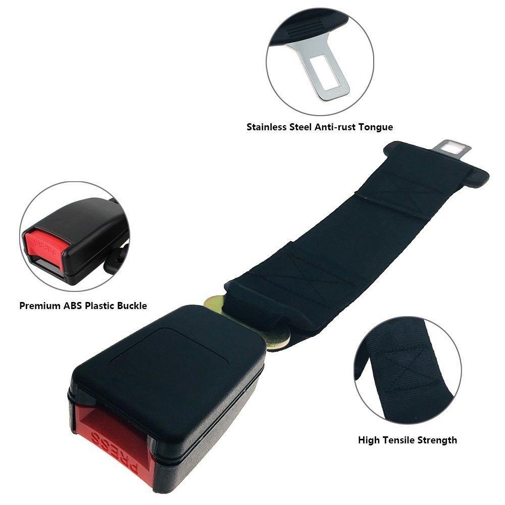 Seat Car Belt Extender Safety Seat belt Extension Strap