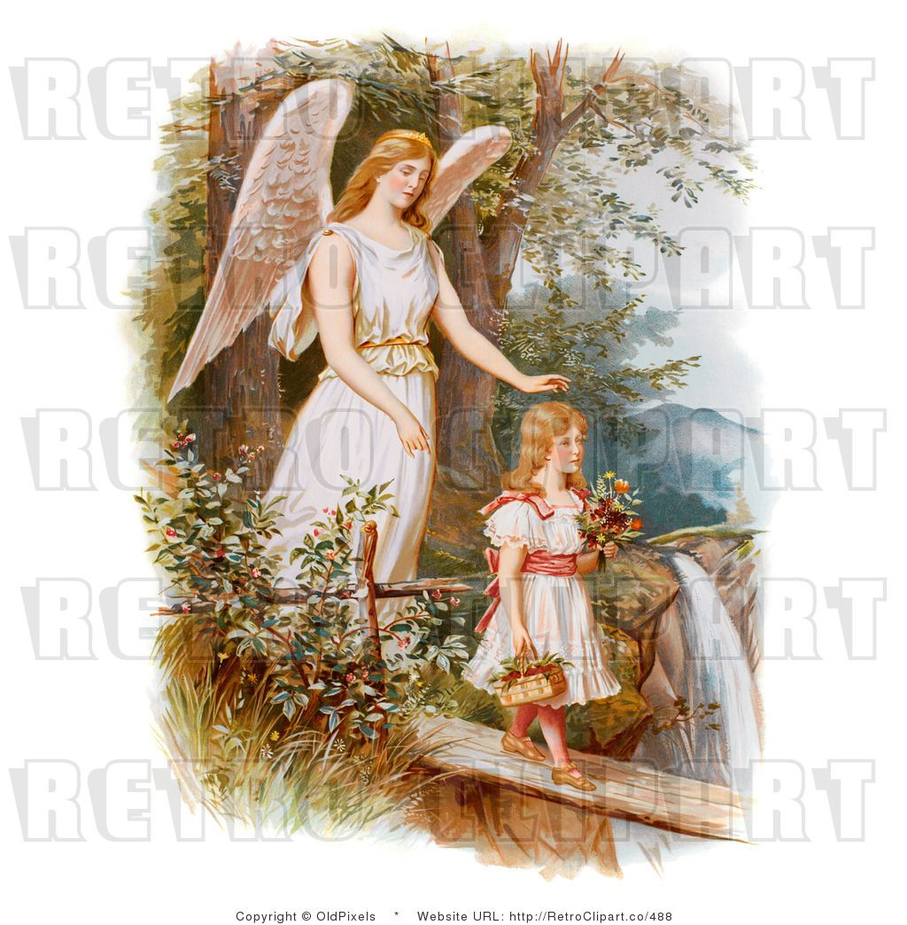 Free Angel Pictures Retro Royalty Free Victorian