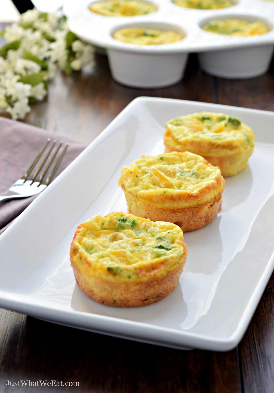 Egg Muffins - Gluten Free, Dairy Free #dairyfree