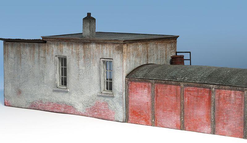 TrainScape - 106600900046225106367 - Álbumes web de Picasa Simplicity structure with sophisticated paint / application