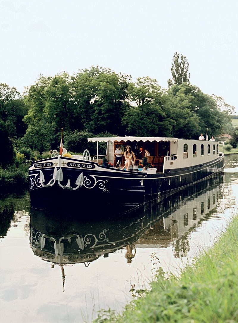 Afloat in France: all inclusive luxury barging with Le Boat #bucketlist