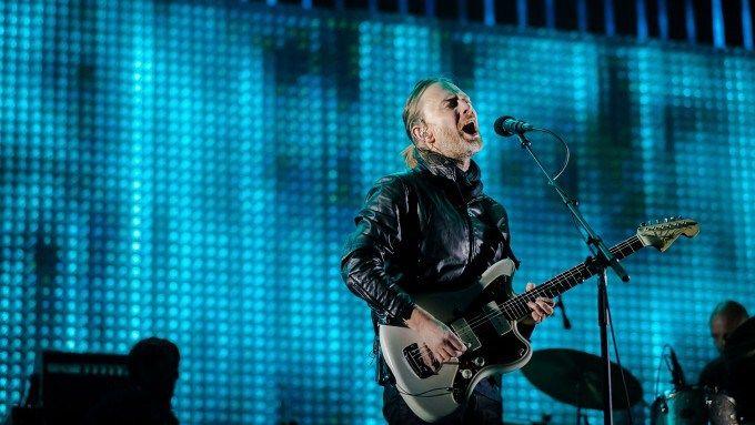 Así es, ya pasaron 4 años desde que Radiohead no pisa un escenario, sus últimas presentaciones fueron cuando andaban promocionando su último álbum de estudioThe King Of Limbs.