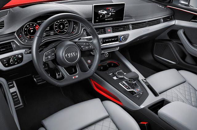 2019 Audi S5 Interior Redesign Audi S5 Audi A5 Audi A5 Coupe