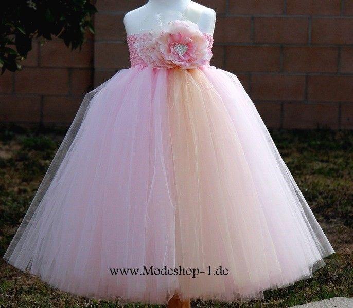 Rosanes Tütü Mädchen Kleid | Mädchen Abendkleider Ballkleider ...