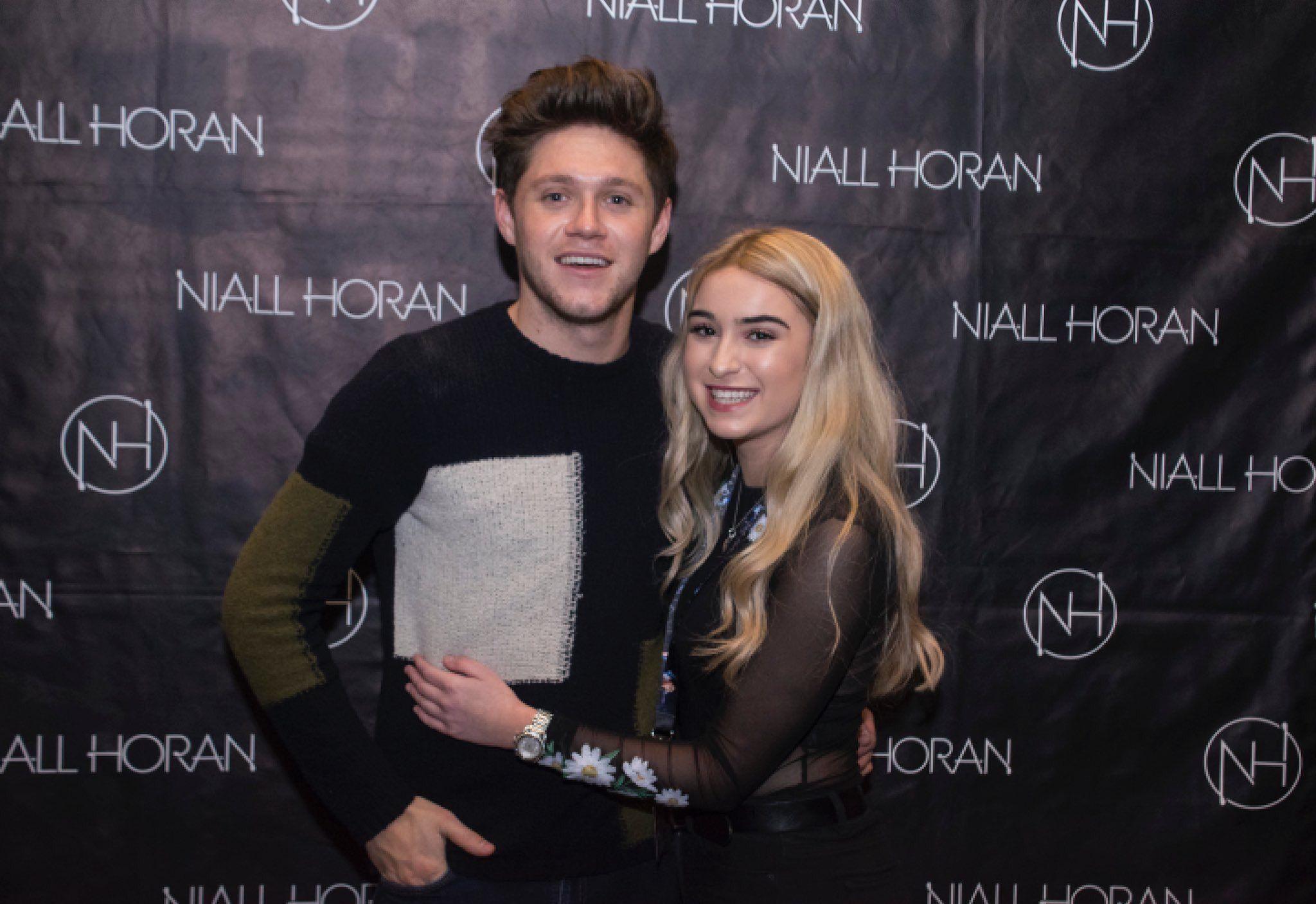March 18 Flicker World Tour Glasgow Meet N Greet Niall Horan