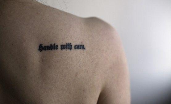 håndled tattoo