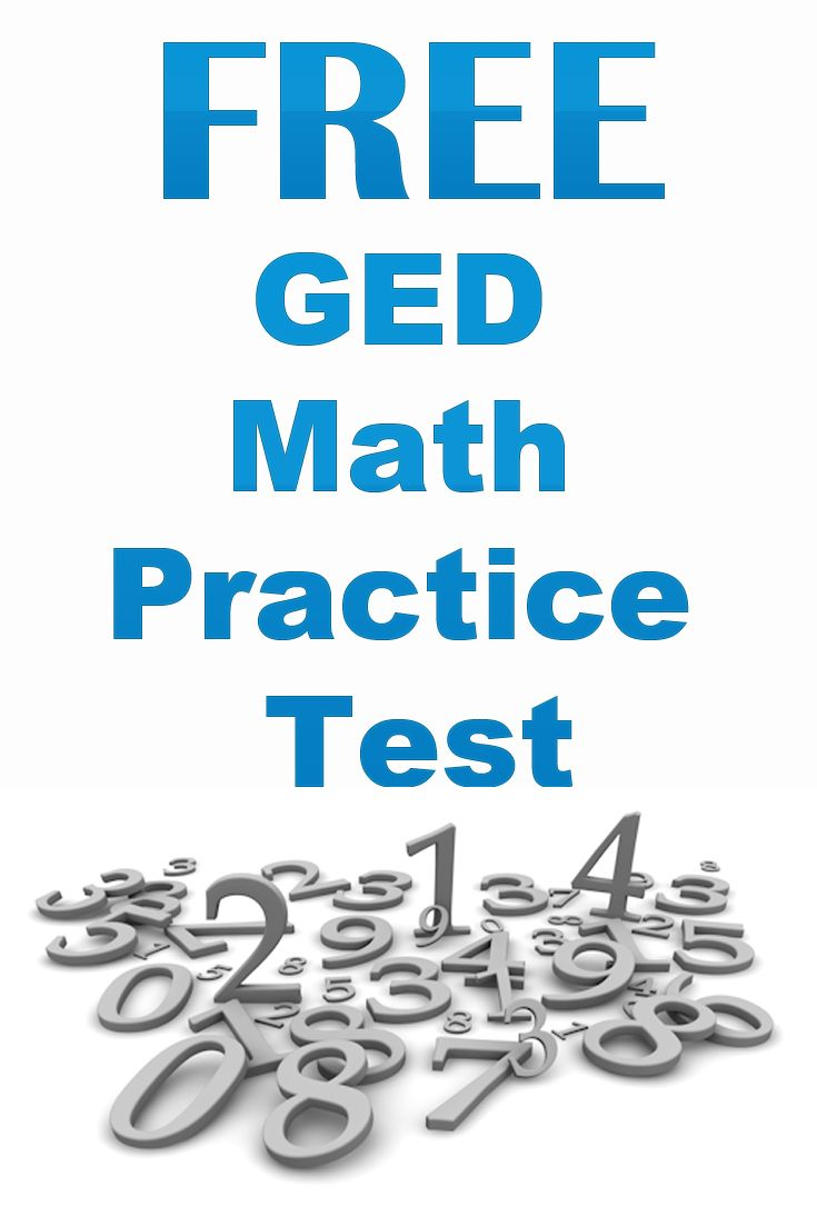 Free GED Math Practice Test http://www.mometrix.com/academy/ged-math ...