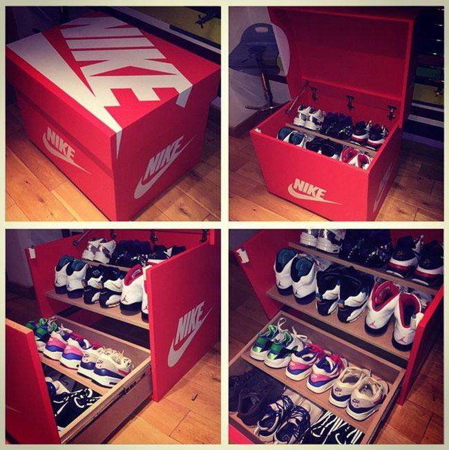 boite a chaussure adidas