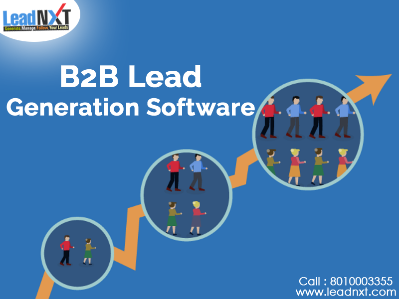 B2BLeadGenerationSoftware brings a solid strategy, a well