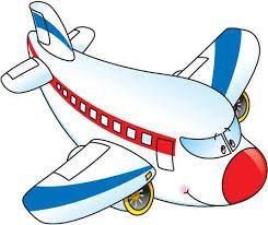 Resultado De Imagen De Clipart Aviones Cartoon Clip Art Cartoon Airplane Clip Art