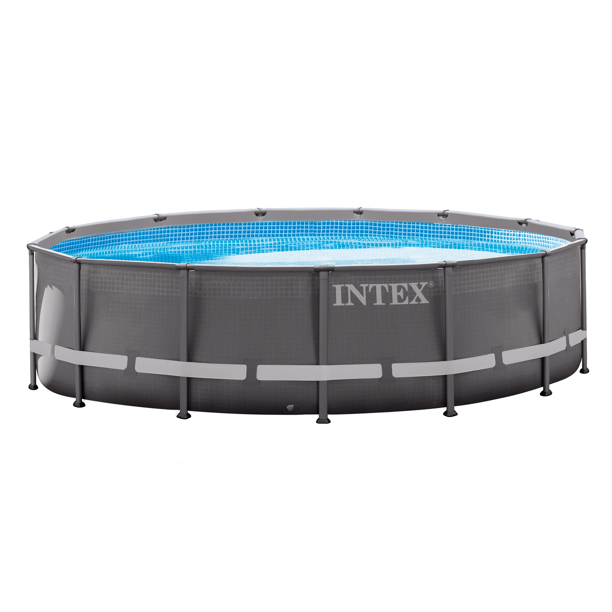 Abdeckplane Pool Leiter Intex 14 X 42 Ultra Frame Swimming Pool Set With 1000 Gph Filter