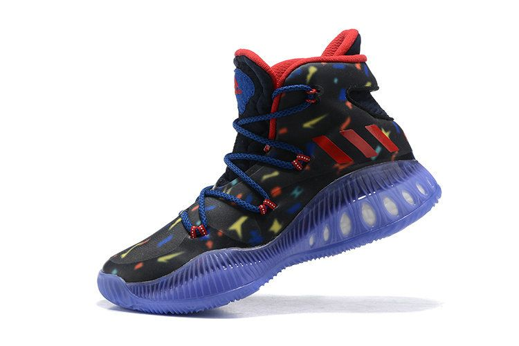 d17682971ce Free Shipping Only 69  adidas Crazy Explosive John Wall Florist City  MultiColor Halloween
