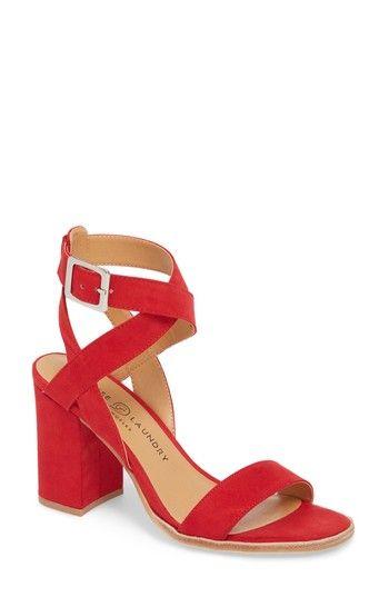 Chinese Laundry Women's Stassi Block Heel Sandal fdslk1FNu