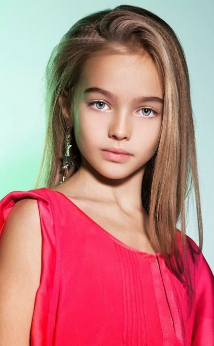 Pre Teen Model Gallery: Preteen Russian Child Model