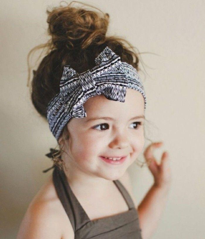 Coiffure petite fille Des idées pour votre petite