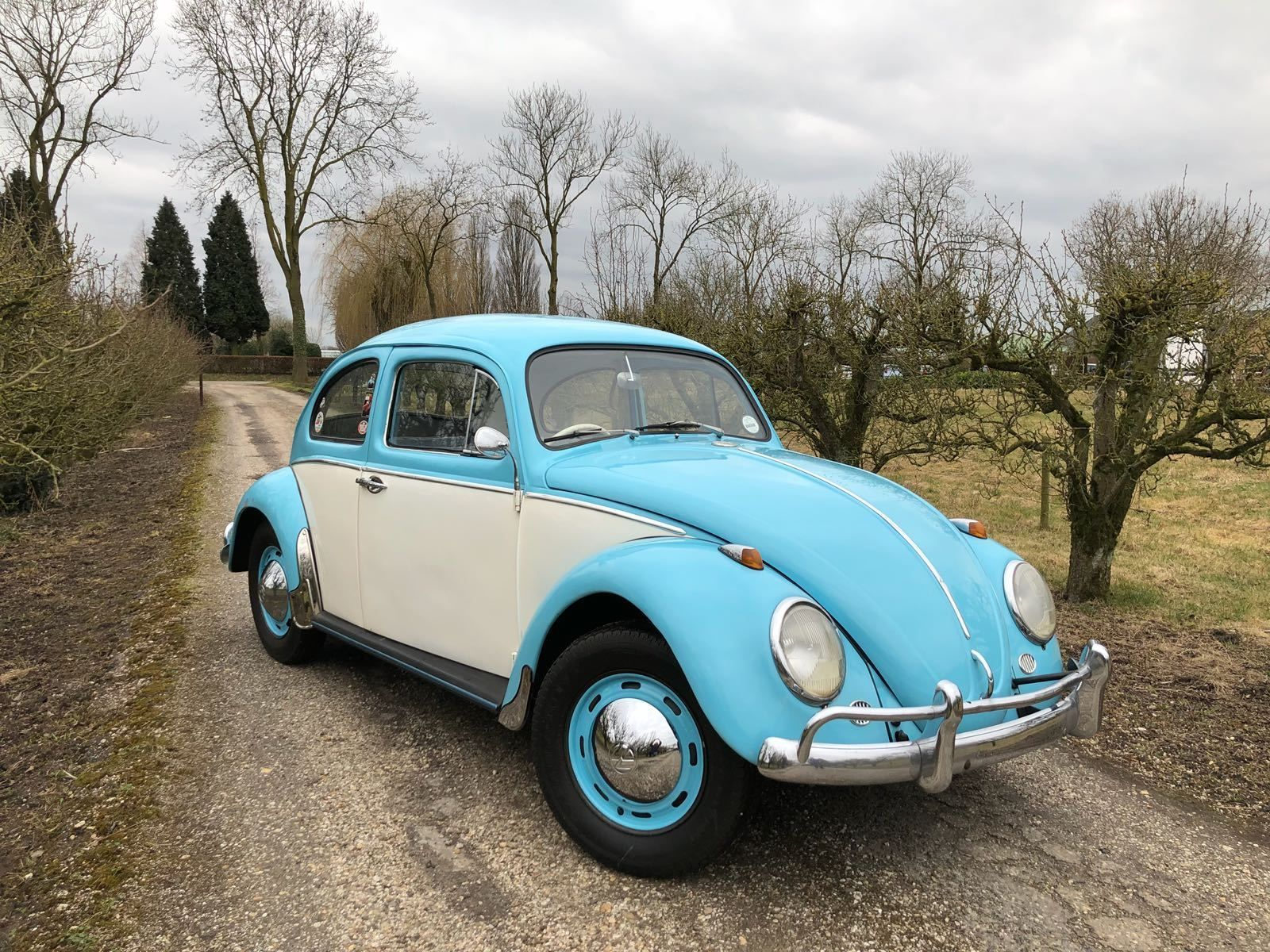 eBay: 1963 Volkswagen Beetle - Classic 1963 Matching numbers perfect ...