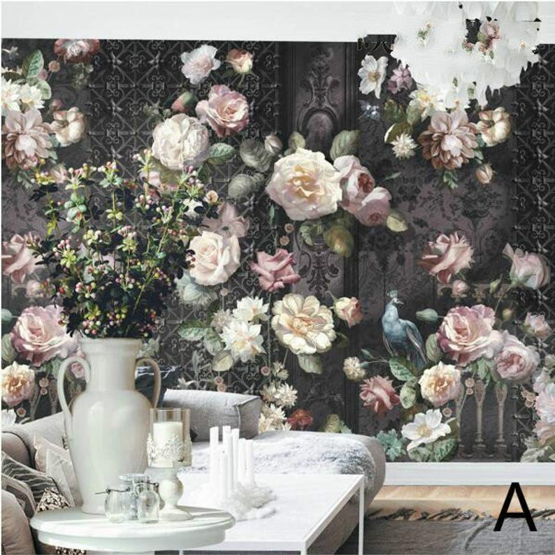 Olieverf Schilderij Nederlandse Victoriaanse Bloemen Bloemen