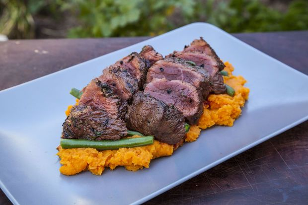 How To Cook Kangaroo Fillets Kangaroo Meat Recipe Kangaroo Recipe Filet Recipes