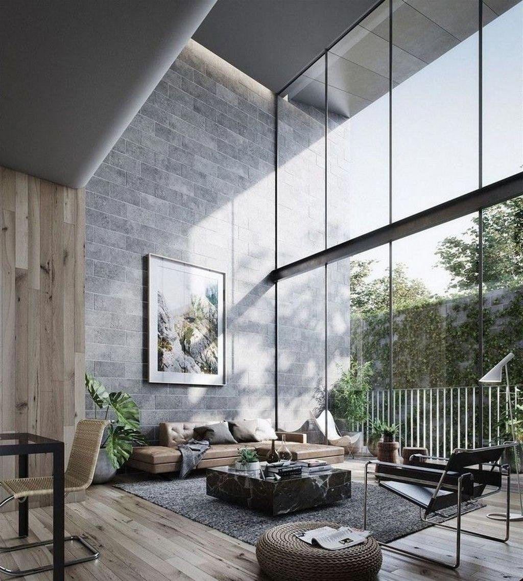 39 Adorable Contemporary Living Room Design Ideas Living