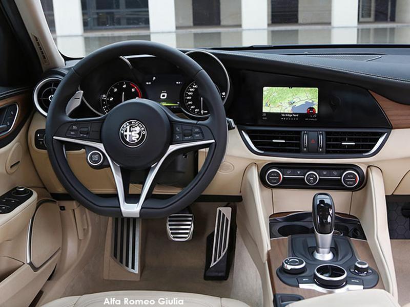 Alfa Romeo Giulia And Giulia Super Full Range Of Alfa S New