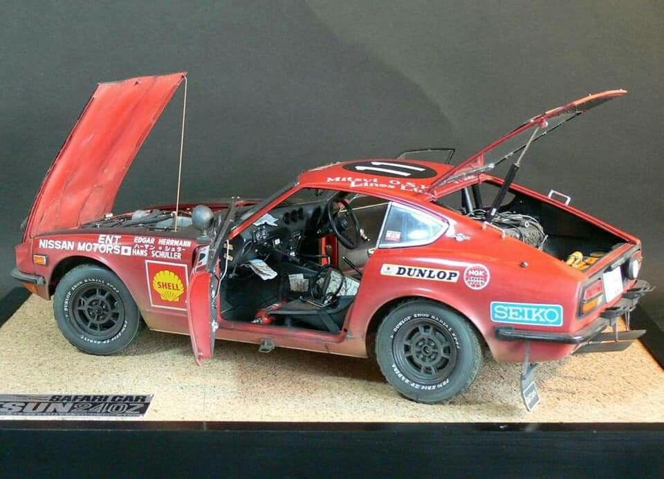 Tamiya 1 12 Datsun 240z By Noboru Watabe