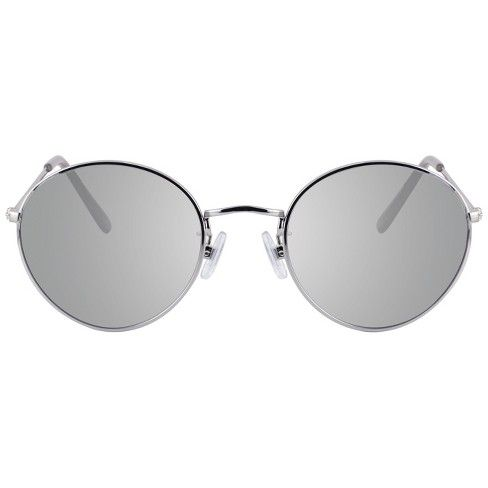 38bfb4d641e Women s Metal Round Sunglasses - A New Day™   Target