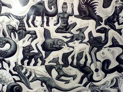 Path of Life Escher-123i