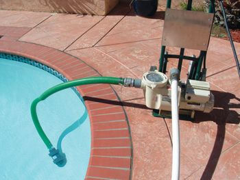 photo of mobile pool filtration system   pool   Save ...