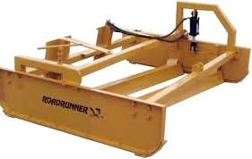 Roadrunner Grader available for rent at Silt Tool Rental