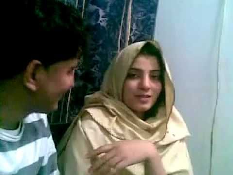 Pathan Girl Kissing On Date Video Leaked By Bf